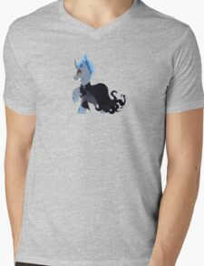 Hades' Pegasus   Mens V-Neck T-Shirt