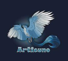 Articuno by Germandark