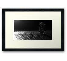penny Framed Print