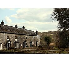 Crom Estate Cottages Photographic Print