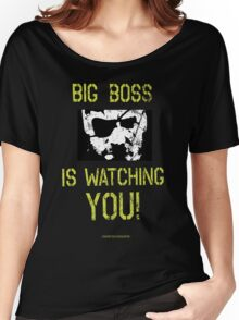B. B. is watching you! Women's Relaxed Fit T-Shirt
