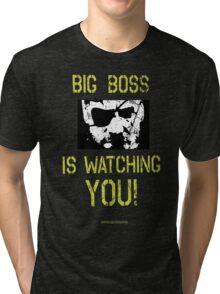 B. B. is watching you! Tri-blend T-Shirt