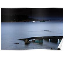 Blackmans Bay Boat Ramp 2 Poster