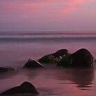 Pink Rocks by nickgreenphoto