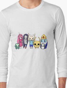 Mini Time! Long Sleeve T-Shirt