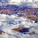 Chile - Los Andes Mountain by Daidalos