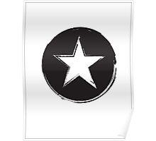 Star Grunge Poster