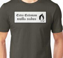 Extra Ecclesiam Nulla Salus Unisex T-Shirt
