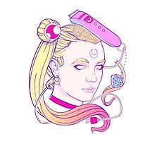 Sailor Britney Photographic Print