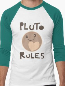 Excuse Me While I Science - Pluto Rules! T-Shirt
