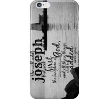 Joseph iPhone Case/Skin