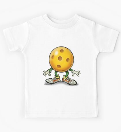 Pickleball Tee Kids Clothes