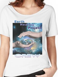 Earth Healing Project Crew Women's Relaxed Fit T-Shirt