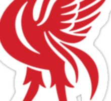 Liverpool Football Club Sticker
