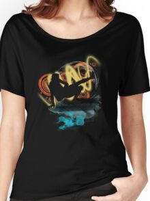 Music...ENERGY! Cool! Let's dance! Women's Relaxed Fit T-Shirt