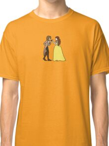 Once Upon A Time Rumbelle Ballroom Classic T-Shirt