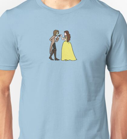 Once Upon A Time Rumbelle Ballroom Unisex T-Shirt