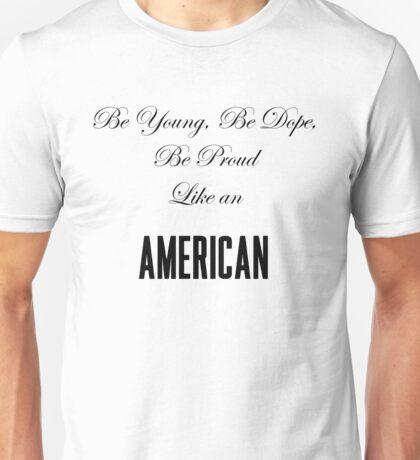 Lana Del Rey American Unisex T-Shirt