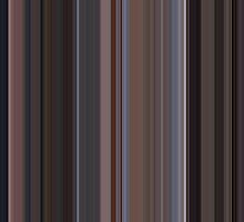 Moviebarcode: The Big Lebowski (1998) [Simplified Colors] by moviebarcode