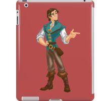 Flynn Rider iPad Case/Skin