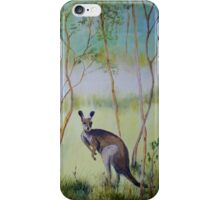 Think I see Kangaroo iPhone Case/Skin