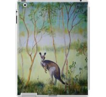 Think I see Kangaroo iPad Case/Skin