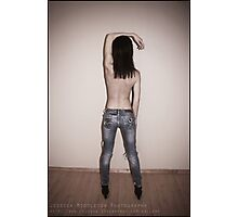 Cissi 005 Photographic Print