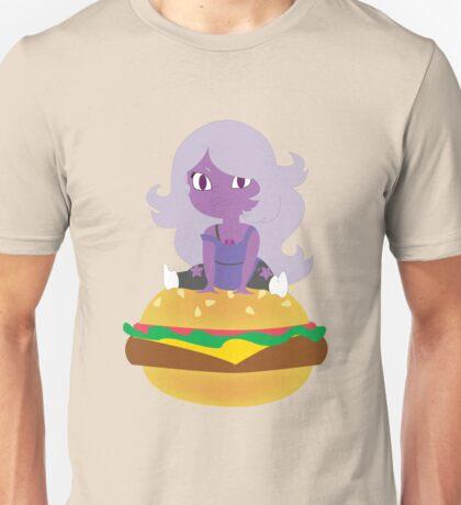 Amethyst Chibi Unisex T-Shirt