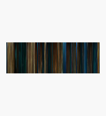 Moviebarcode: Pan's Labyrinth (2006) Photographic Print