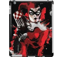 Dr. Quinzel iPad Case/Skin