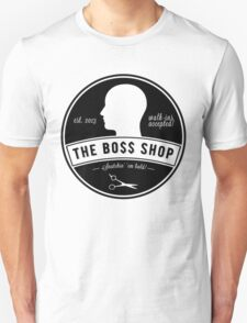 The Bo$$ Shop Unisex T-Shirt