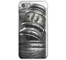 Above the Law iPhone Case/Skin