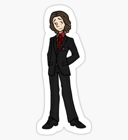 Once Upon A Time Mr. Gold Sticker