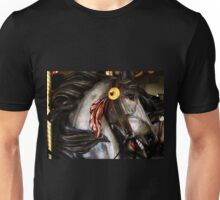 Red Feather Rides Again! Unisex T-Shirt