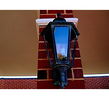 OLD-FASHIONED FIXTURE ^ Photographic Print