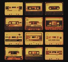 Cassettes by lab80
