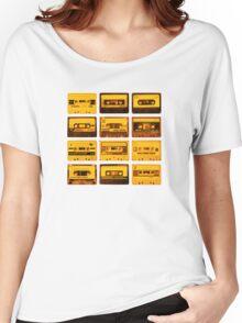 Cassettes Women's Relaxed Fit T-Shirt