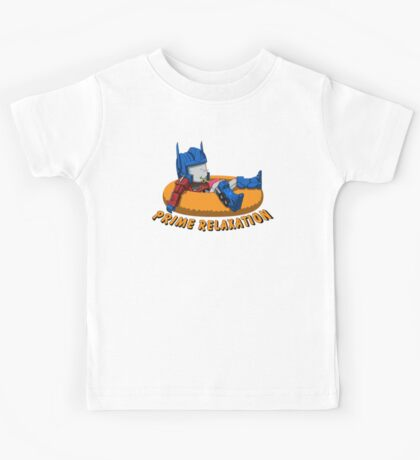 Prime Relaxation Kids Tee