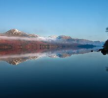 Smoke on the water... by Shaun Whiteman
