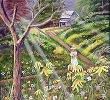 Spring Splendor by Mikki Alhart