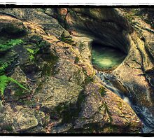 Geological Beauty by Aaron Campbell