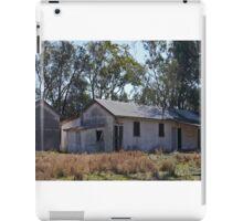 Shearers' Quarters, Callandoon, Qld, Australia (panorama) iPad Case/Skin