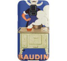 Leonetto Cappiello Affiche Baudin Cappiello Samsung Galaxy Case/Skin
