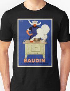 Leonetto Cappiello Affiche Baudin Cappiello T-Shirt