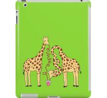 Crazy Straw iPad Case/Skin