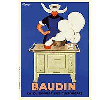 Leonetto Cappiello Affiche Baudin Cappiello Photographic Print