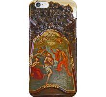 Religious Art, Inner City Parish Church, Budapest, Hungary iPhone Case/Skin