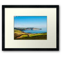 Ravenscar Framed Print