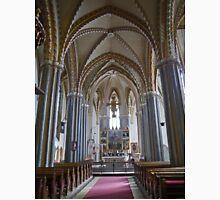 Inner City Parish Church, Budapest, Hungary, interior Unisex T-Shirt