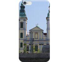 Inner City Parish Church, Budapest, Hungary iPhone Case/Skin